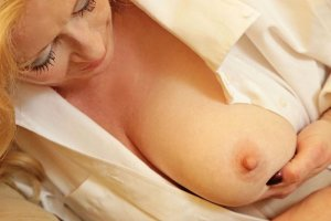 Aubery nuru massage