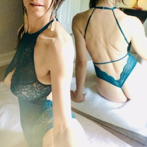 Lysandra erotic massage in Williamsburg VA