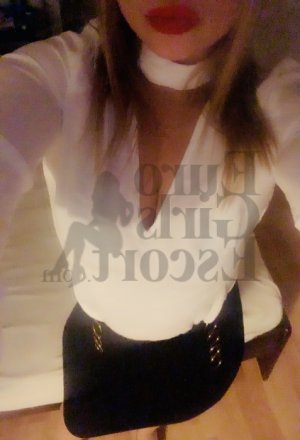 Ludovine erotic massage in Wendell