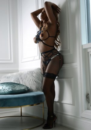 Lorenza nuru massage in Oak Park